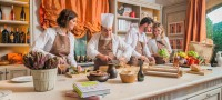 Chef for a day, Hotels with Cooking classes Italy